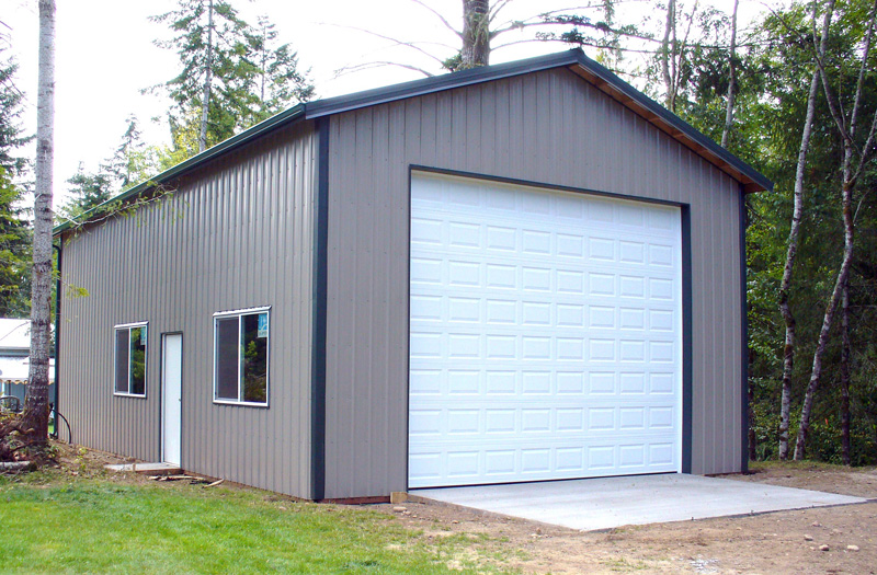 Wonderful 24 x 40 garage 5 a 24u0027x40u0027 garage in for 24x40 garage plans