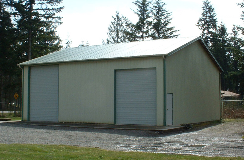 Gallery sound building systems for Auto satisfaction garage