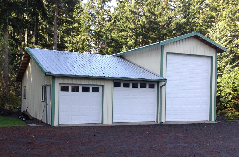 Gallery sound building systems for Rv garage builders